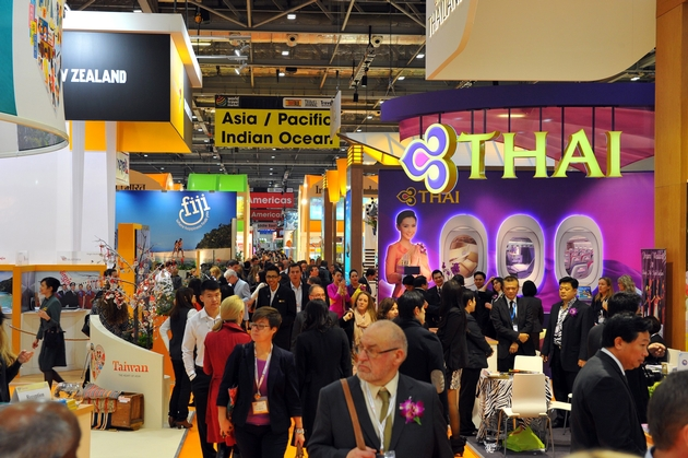 World Travel Market 2013 to Generate £264m for Asia and India Exhibitors