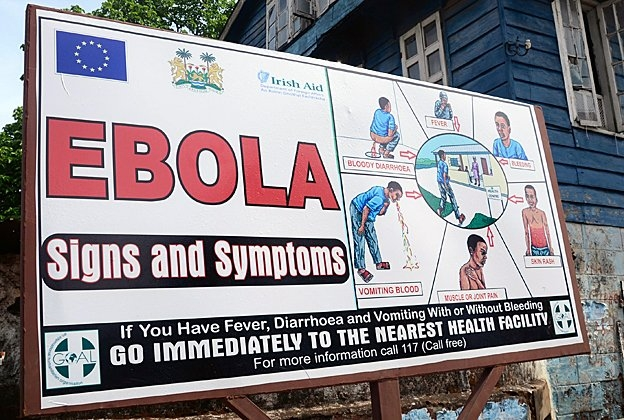 Cancelled flights and the fight against Ebola