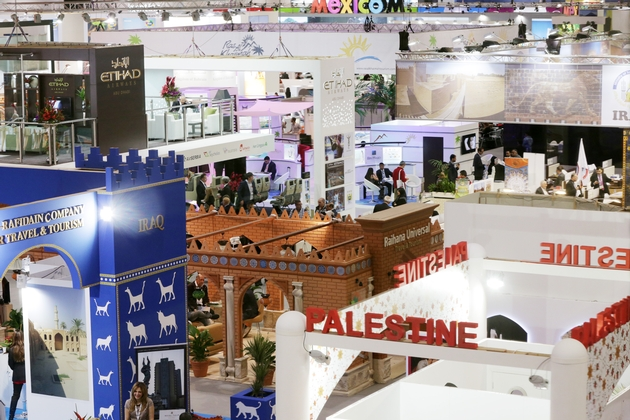 World Travel Market 2013 to Generate £144m for Middle Eastern Exhibitors