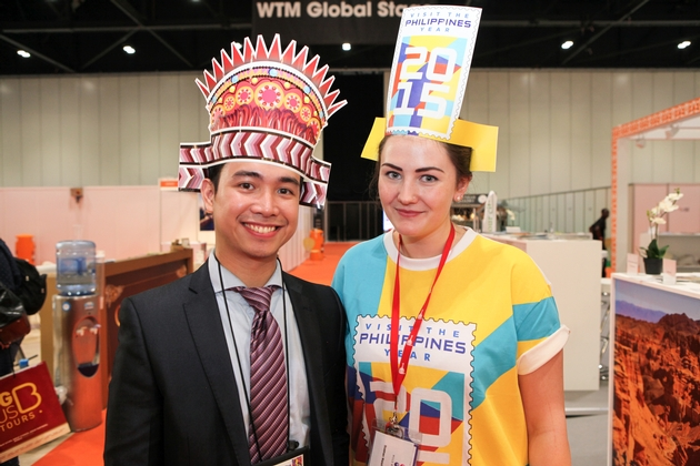 "Philippines Signs ""numerous"" Business Deals at WTM 2014"