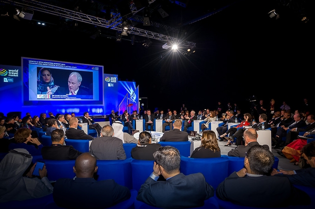UNWTO & WTM Ministers' Summit Discusses Legacy Imperative of Mega Events