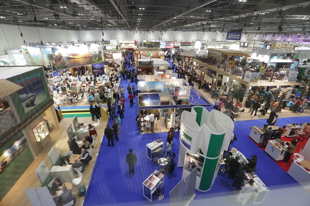 WTM 2014 stands are filling up fast