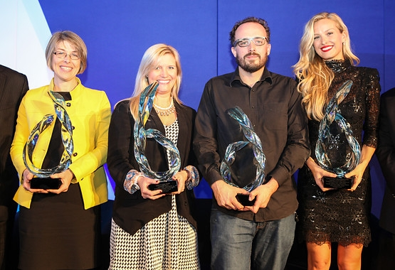 Earthwatch Institute, Singita and Google Received 2014 World Tourism Awards at World Travel Market