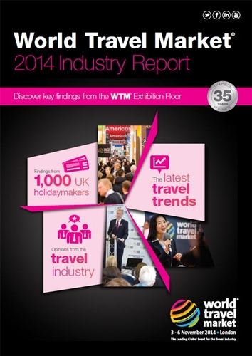 World Travel Market Industry Report 2014