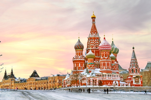 Moscow City Travel Briefing