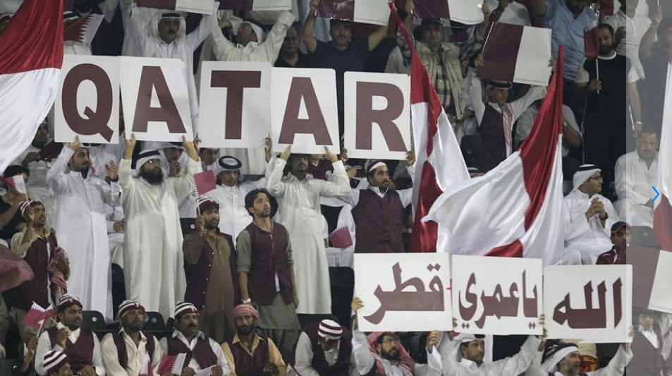 Social Qatar: Watching the World Cup with interest