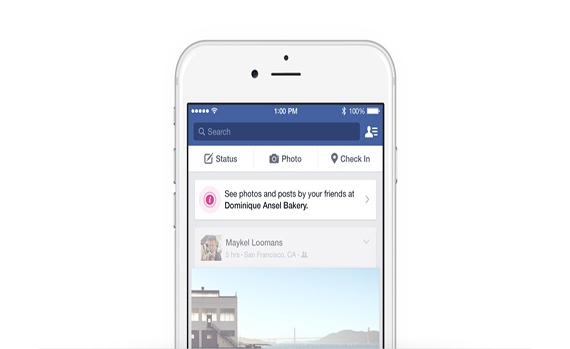 Facebook adds travel tips to Newsfeed