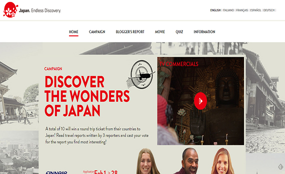 How Japan is using bloggers to attract tourists