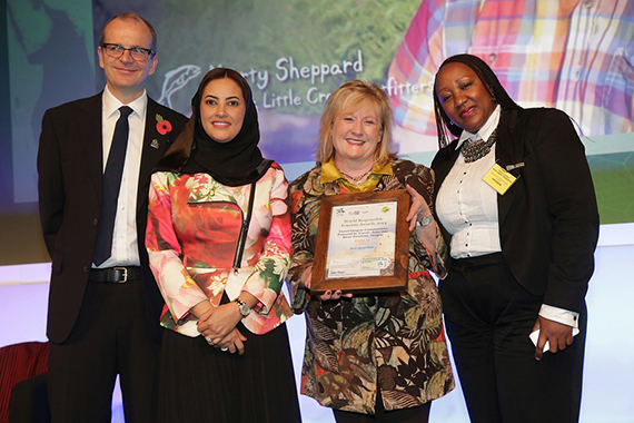 Only 4 days left to enter the 2015 World Responsible Tourism Awards at WTM