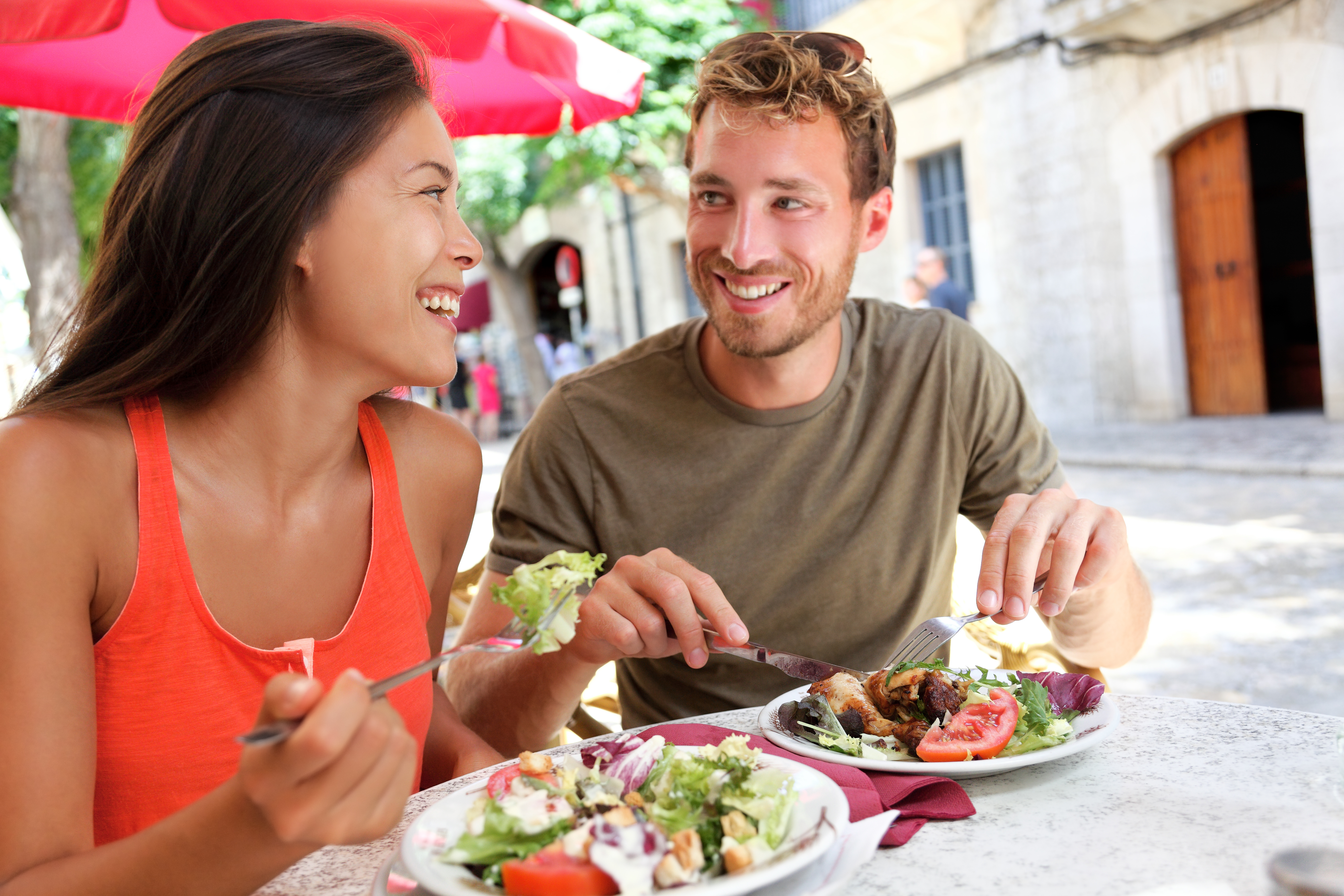 Foodies take eating behaviours with them on trips