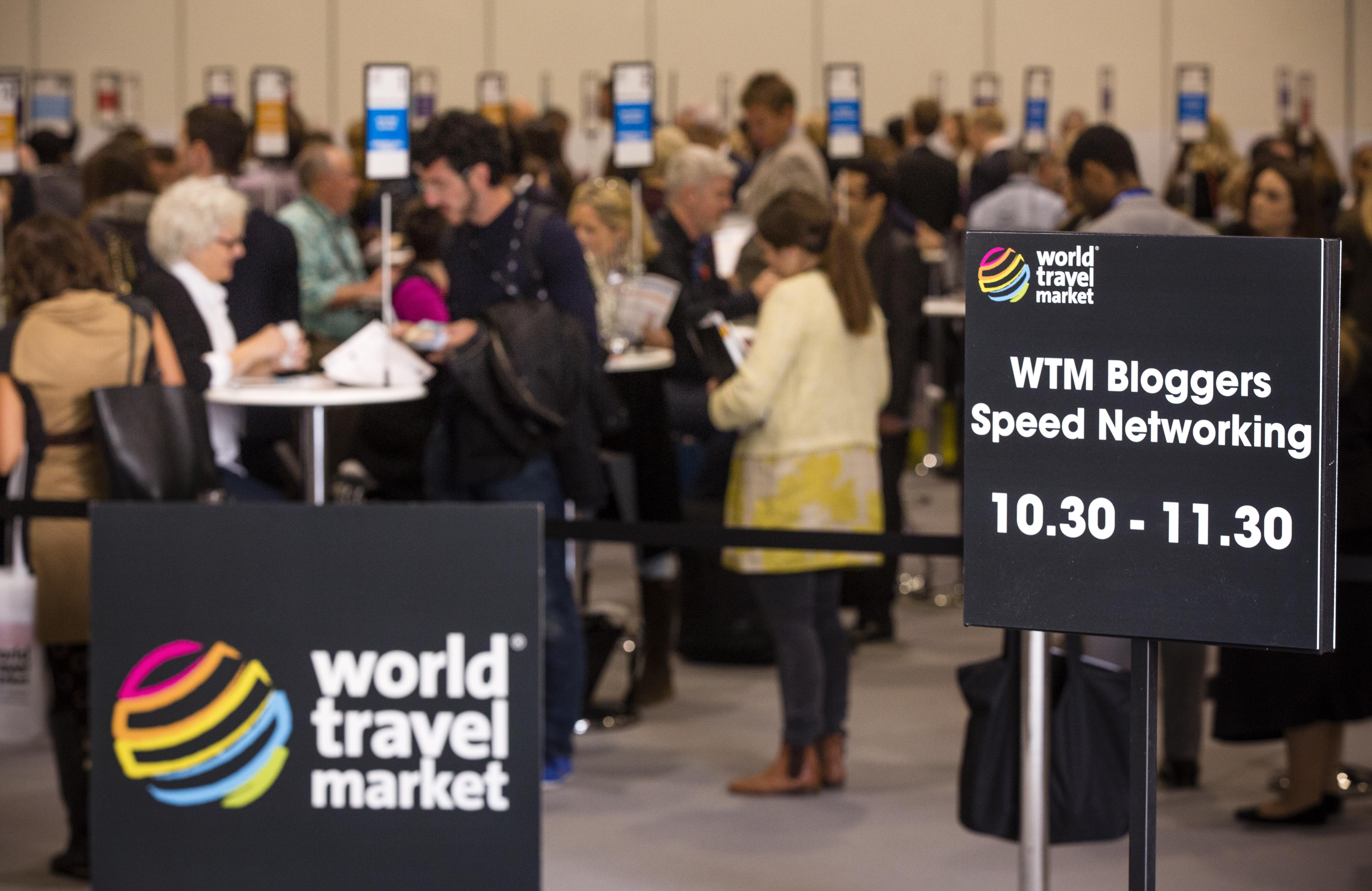 Bloggers Urged to Apply for WTM London Bloggers Speed Networking