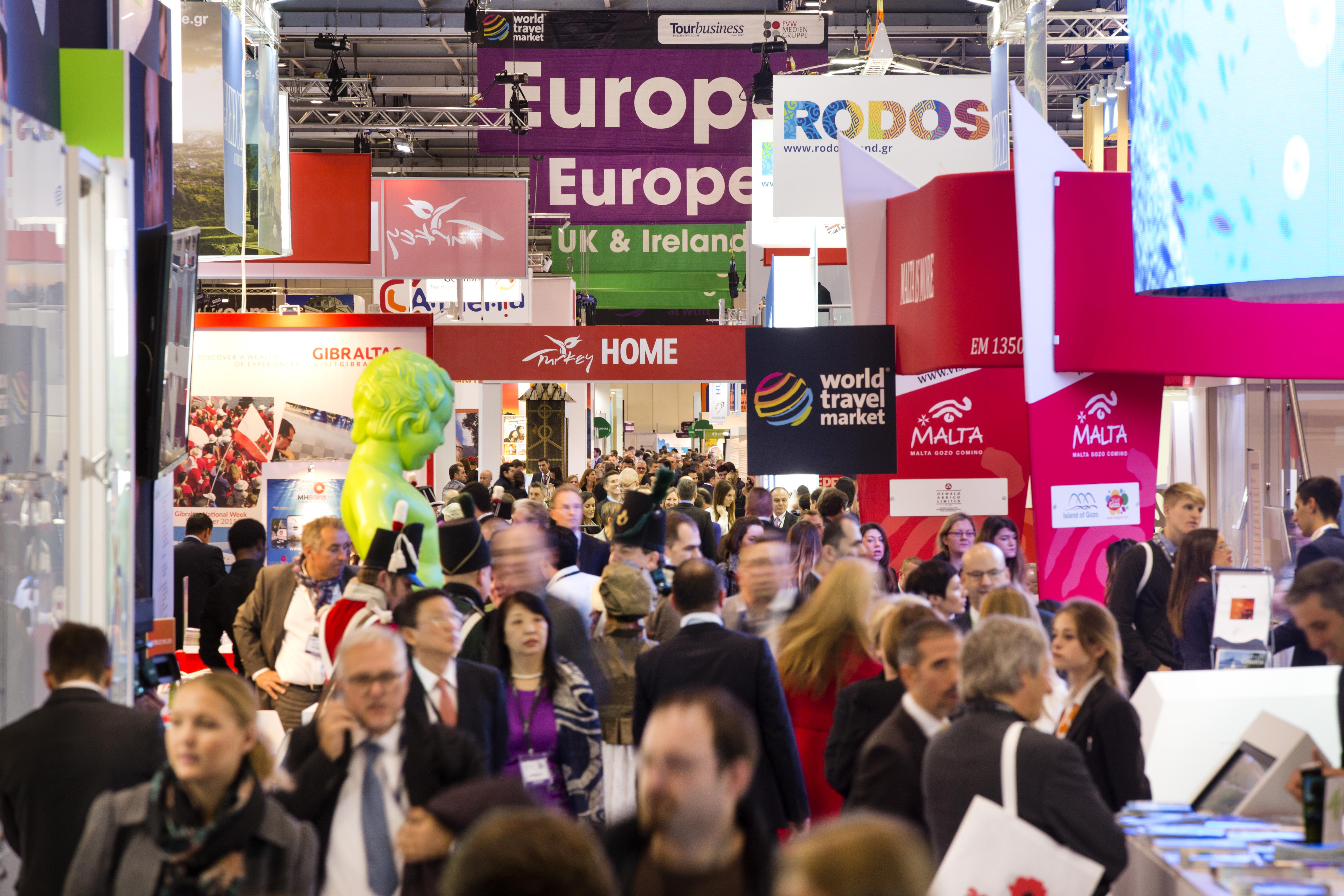 World Travel Market London 2016 To Be A Three Day Event Following Unprecedented Period Of Growth