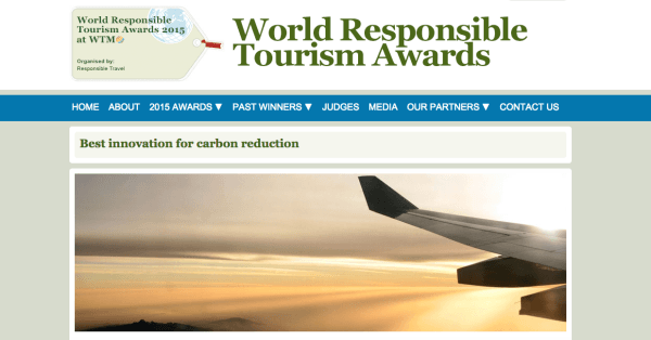 Who are the real climate change innovators in tourism