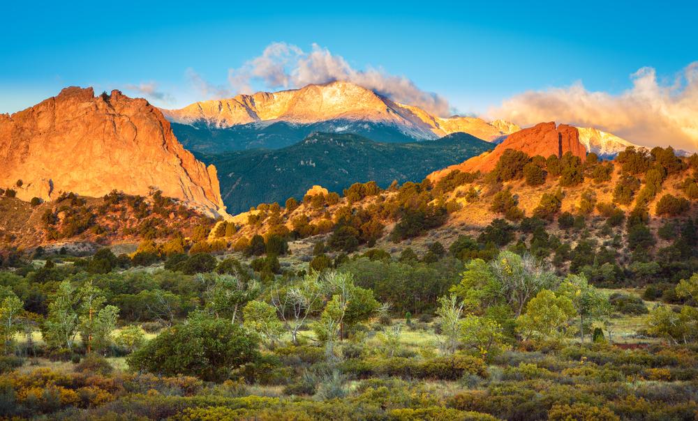Colorado celebrates statehood
