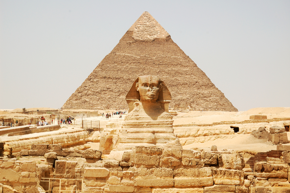 Win a fam trip to the land of the Pharaohs At WTM London