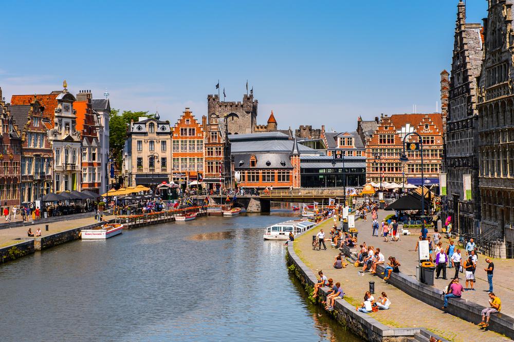 Flanders offers beer, bikes and Bruegel