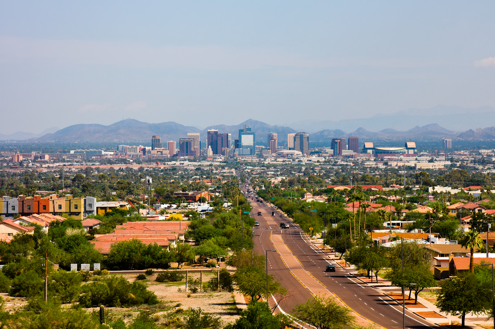 Arizona advises about attractions and accommodation