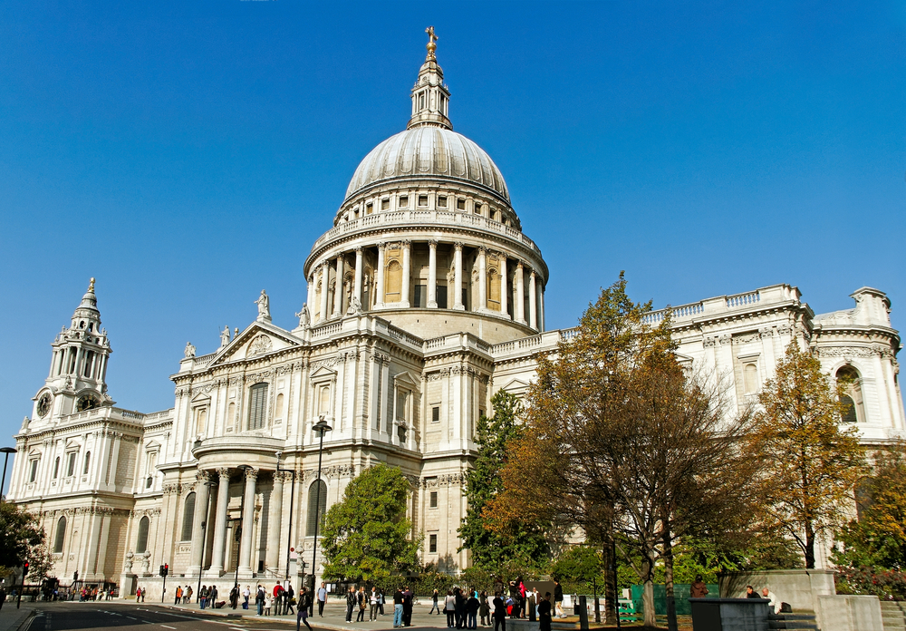 St Paul's Cathedral tells new tales
