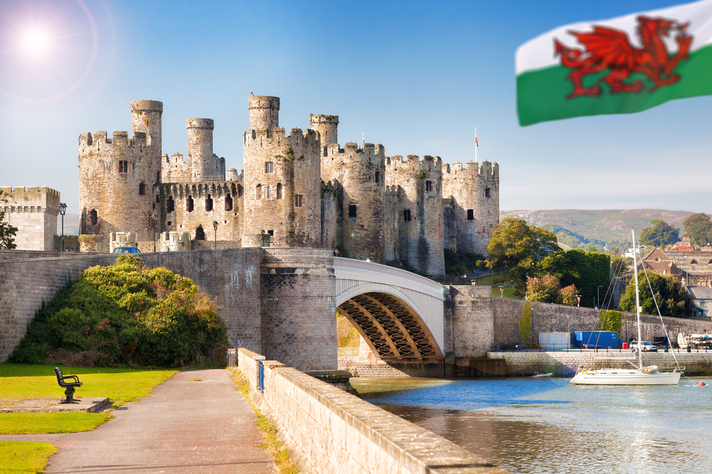 Wales celebrates the ages