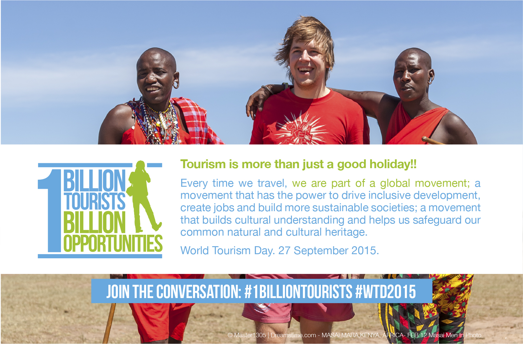 How tourism can drive positive change for our planet and all people