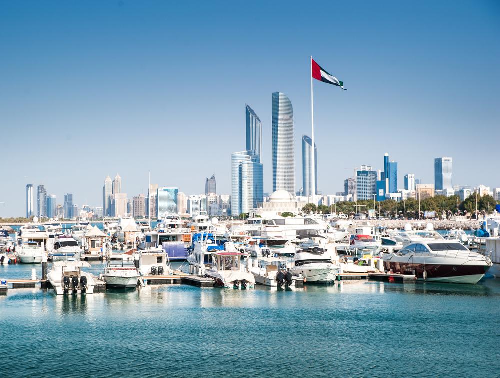 Abu Dhabi in cruise control