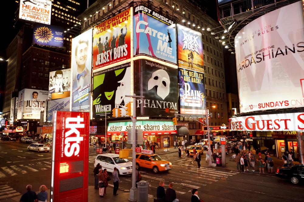 New York's Travelling Theatre