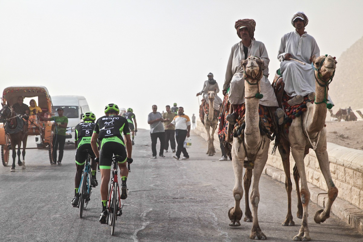 Record Cross-Africa Bike Attempt To Boost Cycle Tourism To Egypt