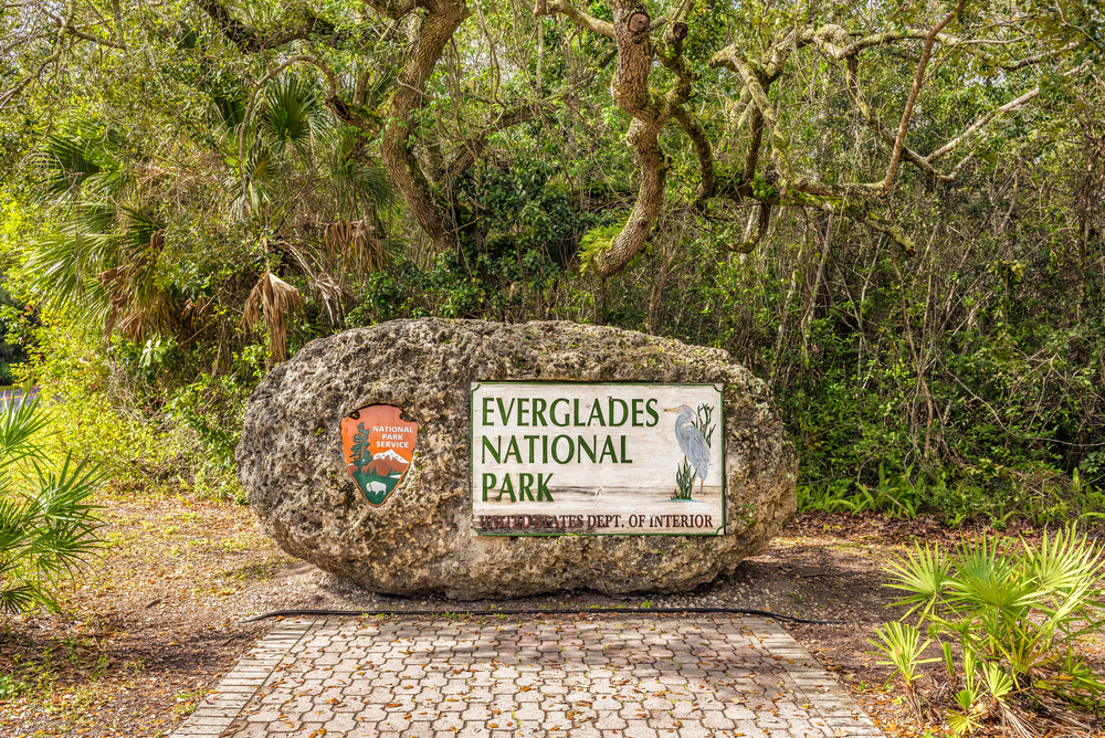 Florida celebrates National Parks centenary