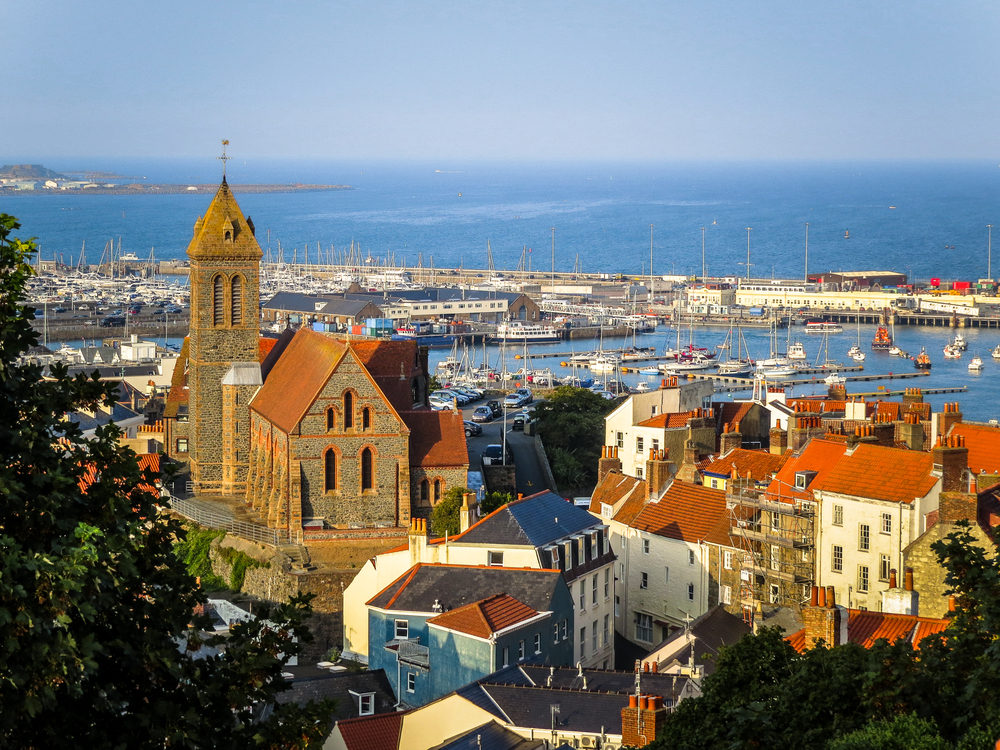 Guernsey focuses on three markets