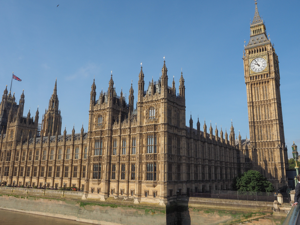Vote for the Houses of Parliament