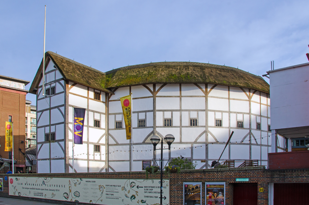 The Globe goes for Shakespearean anniversary