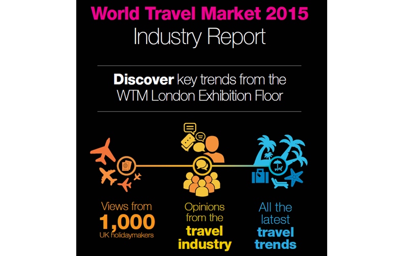 WTM 2015 Industry report - travel trends and opinions from the travel industry