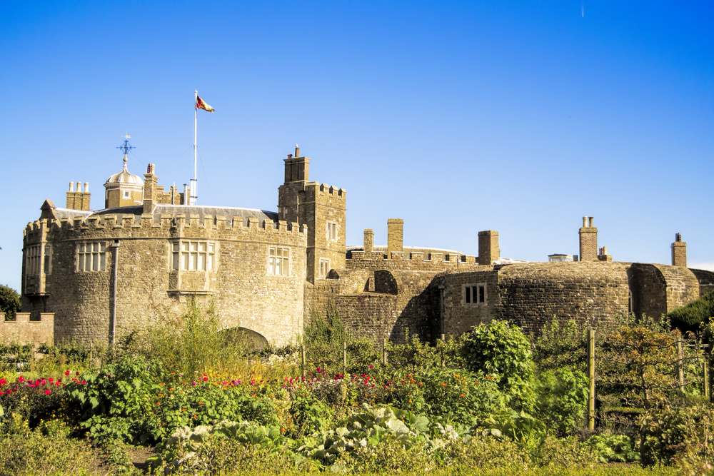 Come to our castles, says English Heritage