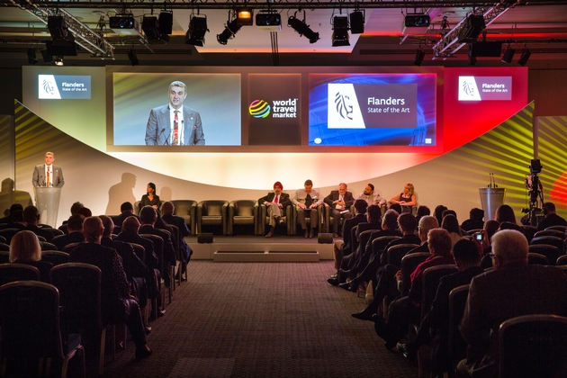 World Leaders In Travel Take To The Stage At WTM