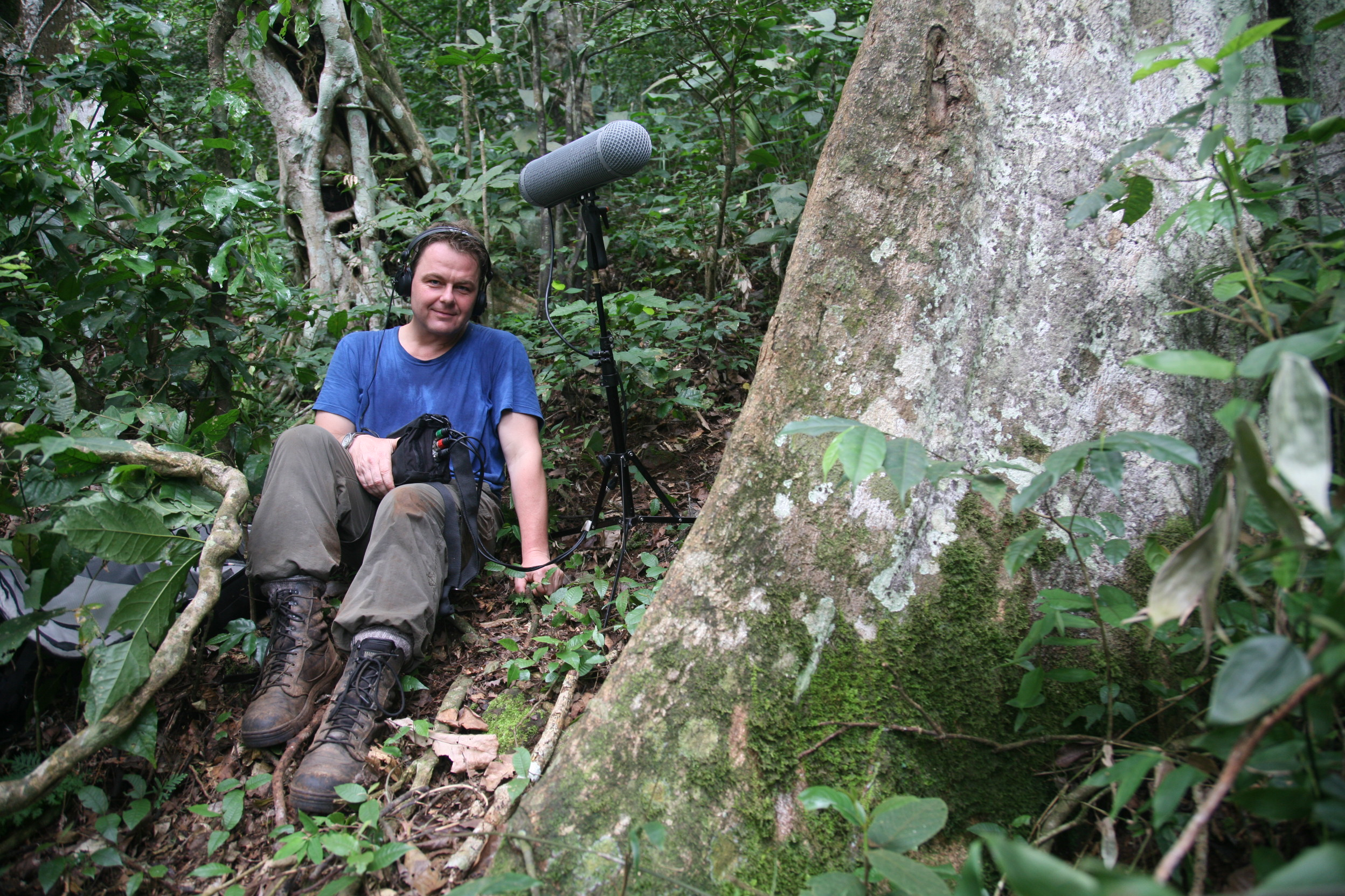 Do you have a love for BBC wildlife documentaries and want to hear how they're made?