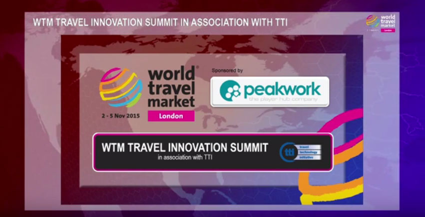 WTM Travel Innovation Summit