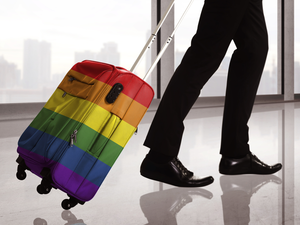 Out Now Global LGBT Travel Industry Survey & WTM London LGBT Village