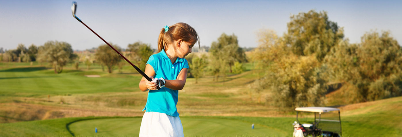 Luxury hotels in Crete tee up packages for  junior golfers and young spa guests