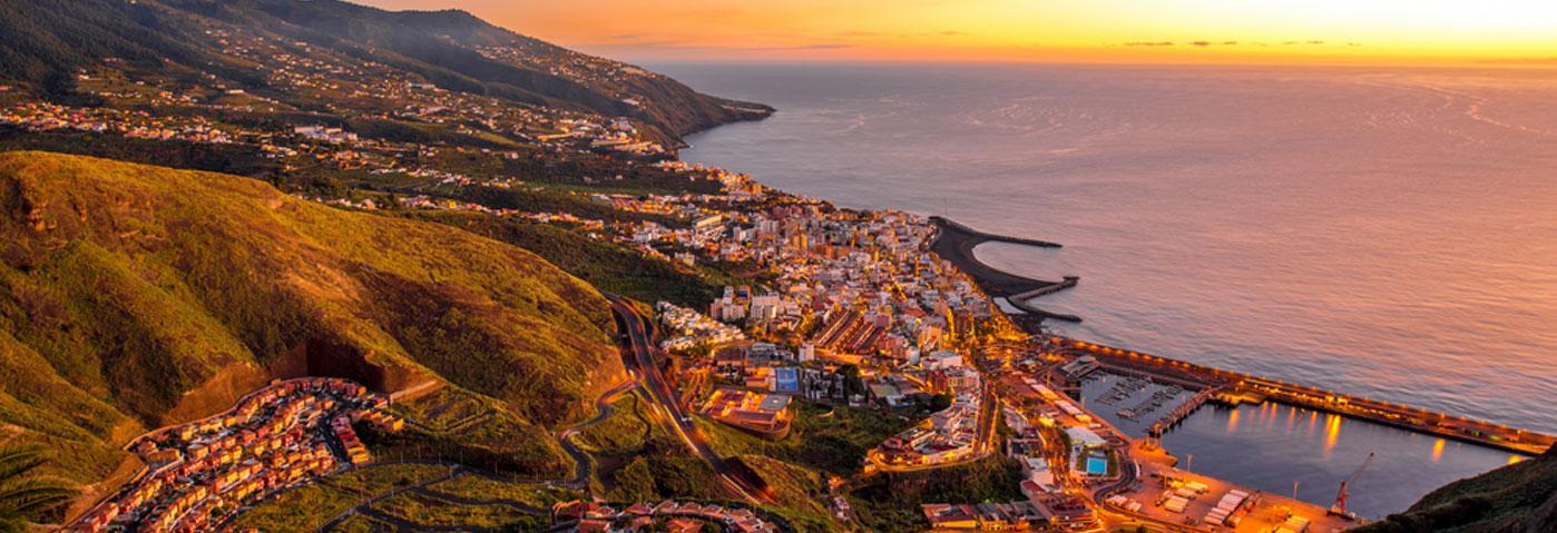 La Palma takes a bow