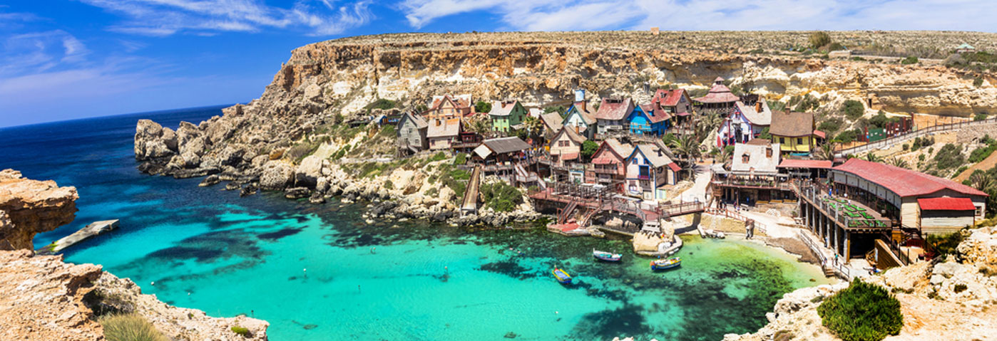 Discover a different side to Malta
