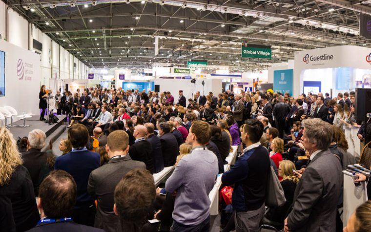 the travel tech show at wtm