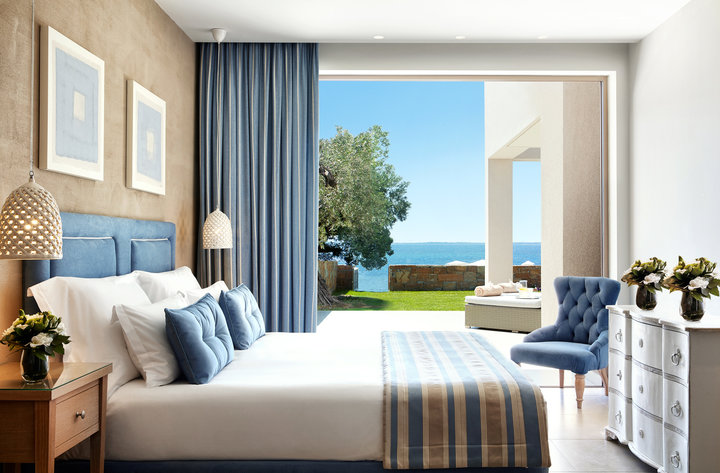 New Ikos Resorts beachfront suites cater for larger families
