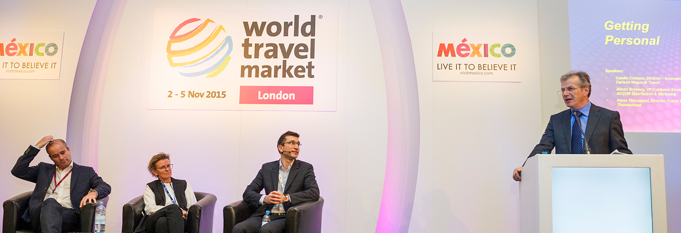 World Travel Market Tech Events