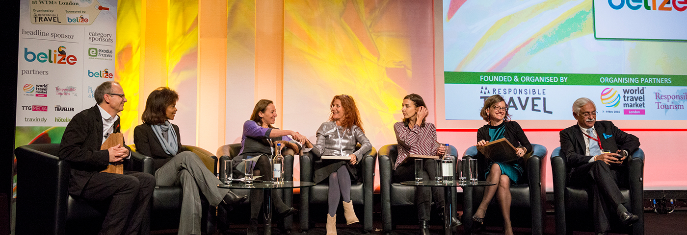Ten years of promoting responsible tourism at WTM