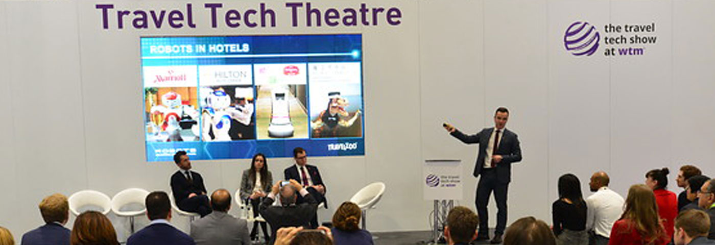 Chatbots the focus of Day Three of the Travel Tech Show at WTM