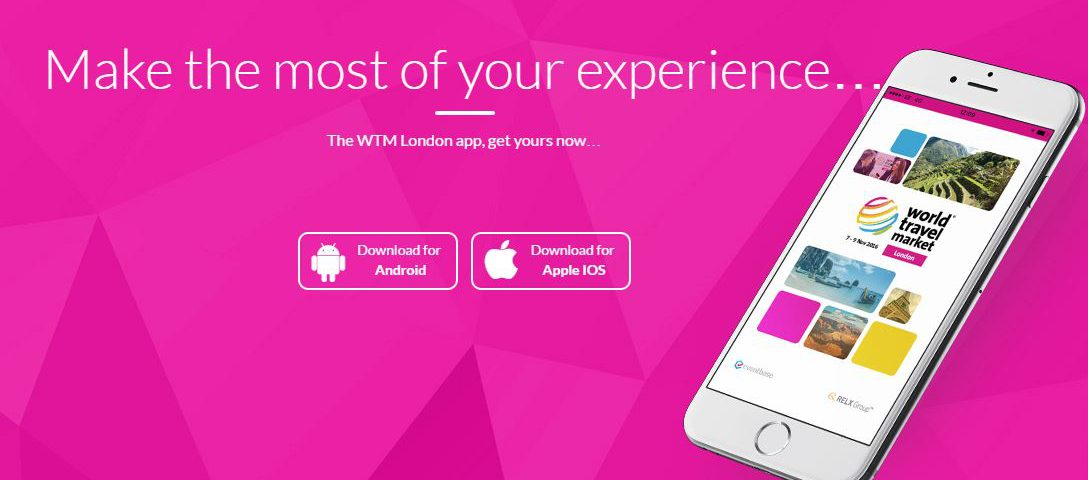 WTM London Launches New Mobile App