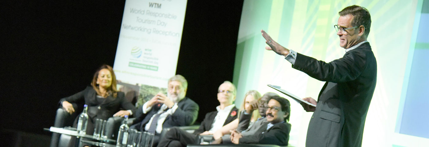 WTM London 2016 10 years of Responsible Tourism