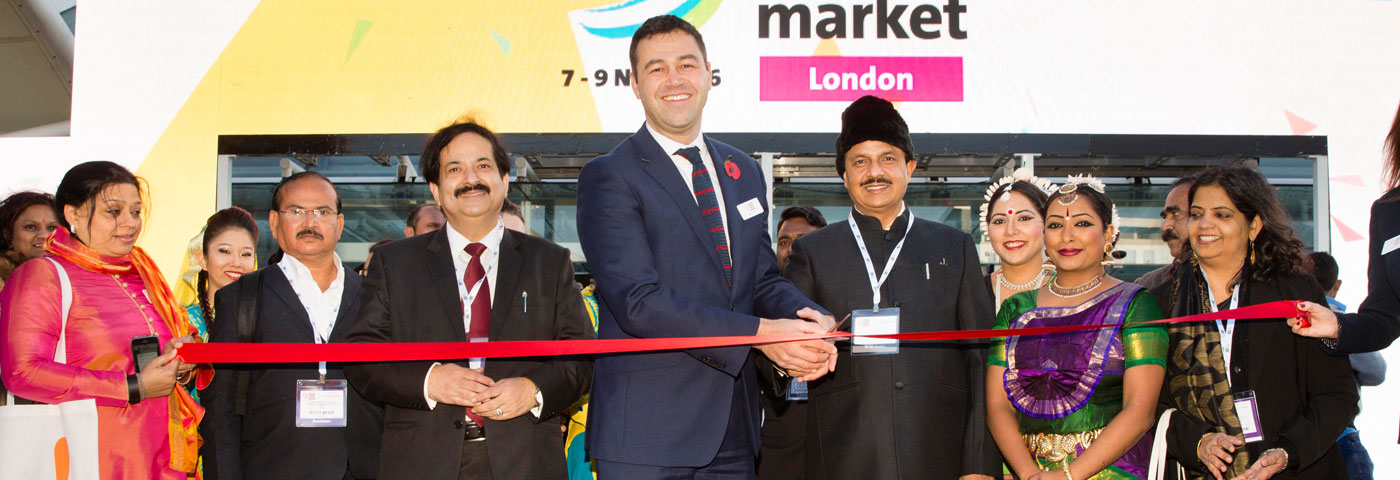 Global giants rub shoulders with niche operators as WTM London opens for business