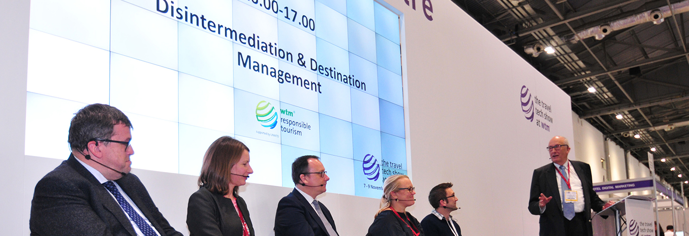 Disintermediation & Destination Management session review