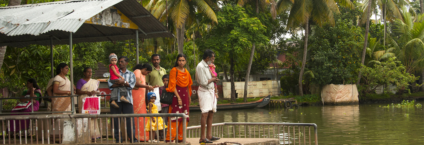 Creating shared value for local communities – the Kerala Experience